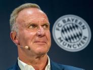 """FC Bayern: Rummenigge über möglichen Wechsel von Sandro Wagner: """"Viel Zeit"""""""