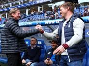 HSV vs. Hoffenheim: Gisdol trifft erneut die Vergangenheit
