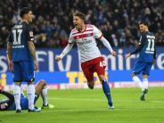 Transfergerüchte: Wirbel um HSV-Stürmer Arp - Dementi nach Spekulationen