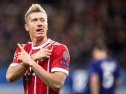 FC Bayern: Robert Lewandowski kann sich Neustart als Rennfahrer vorstellen