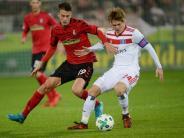 14. Spieltag Bundesliga: HSV hält Freiburg mit 0:0 auf Distanz