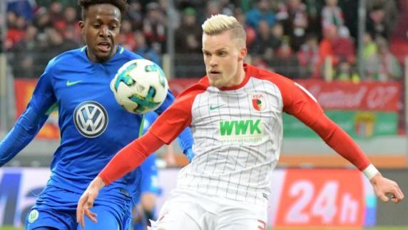 FC Augsburg: FCA auf Schalke - ein besonderes Spiel für Philipp Max