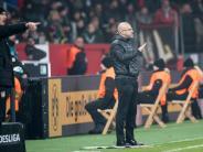 Remis bei Bayer: Bosz bleibt BVB-Trainer - Zorc: «Wollen Turnaround schaffen»