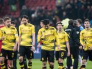 Bundesliga: Schalke verpasst Platz zwei - BVB siegt wieder nicht