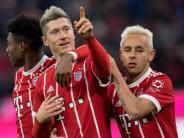 Bundesliga: Elf Zahlen zum 14. Spieltag