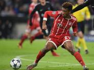 FC Bayern München: Robben fällt länger aus - Coman angeschlagen
