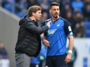 1899 Hoffenheim: Nagelsmann rechnet mit Abgang von Sandro Wagner