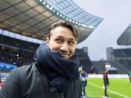 Spekulationen: Eintracht-Coach Kovac: Neuer Vertrag kein Thema