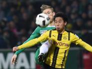 Bundesliga: Der 15. Spieltag im Telegramm