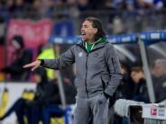 Schmidt besänftigt: «Kein Sportsmann»: Gomez giftet gegen Papadopoulos