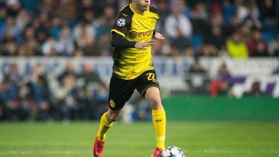 Wurde als jüngster Spieler zum US-Fußballer des Jahres gewählt Christian Pulisic von Borussia