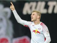 Vor Rückrundenstart: Werner soll mit leichtem Training beginnen - RBbangt