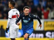 Schalke 04: Schalke verpflichtet Hoffenheimer Uth zum Sommer