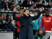 Auswärts eine Macht: Kovac beeindruckt mit Eintracht die Konkurrenz