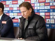 Hamburger SV: HSV trennt sich von Trainer Gisdol - Hollerbach ist wohl der Neue