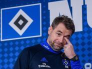 Bundesliga: «Bild»: Ablösespiel für Hollerbach bei HSV-Nichtabstieg