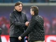 1:1 gegen den Hamburger SV: RB Leipzig hadert nach Remis - Leichtigkeit ist weg
