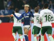 Befreiungsschlag: Bremen erzwingt das Glück - Schalke beklagt Rückschlag
