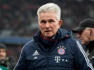 Nach grippalem Infekt: Heynckes leitet wieder Bayern-Training - Auch Ulreich zurück