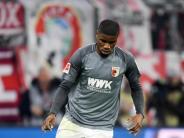 Vor Spiel gegen Stuttgart: Augsburg-Youngster freut sich auf Gomez