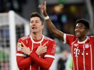 23. Spieltag: Die Last-Minute-Bayern schlagen zu - Pizarro feiert nur kurz