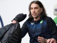 Bundesliga: Martin Schmidt tritt als Trainer des VfL Wolfsburg zurück