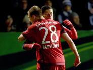 DFB-Pokal: FC Bayern gewinnt gegen VfL Bochum nach Startschwierigkeiten