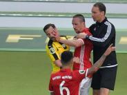 Fußball: Augenkratzer von Ribéry erzürnt Dortmund