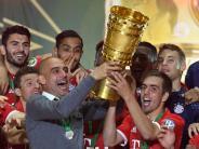 Fußball: Guardiola erhebt Lahm zur Bayern-Legende