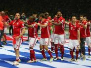 Fußball: FC Bayern München gewinnt zum elften Mal das Double