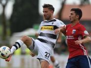 Fußball: Eberls klare Ansage an seine Gladbacher: Erfolg «vergolden»