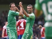 Fußball: Greuther Fürth besiegt Eintracht Norderstedt mit 4:1