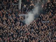 Fußball: Frankfurter und Magdeburger verurteilen Fan-Krawalle