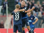Fußball: Heidenheim mit Pokal-Arbeitssieg bei Wattenscheid
