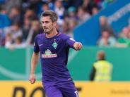 Fußball: Bremer Fin Bartels für zwei DFB-Pokalspiele gesperrt