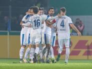 DFB-Pokal - 2. Runde: Aus für Bayer und Freiburg - HSV, Hertha und Gladbach siegen