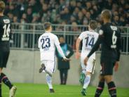 Hertha im Achtelfinale: Hertha auch im Pokal souverän: 2:0 bei St. Pauli