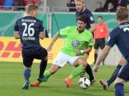 1:0 gegen Heidenheim: Biedere Wolfsburger mit viel Glück im Pokal-Achtelfinale
