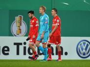 Strutz: Da ist man angefressen: 1:2 - Mainzer Pokal-Bauchlandung in Fürth