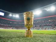 DFB-Pokal-Achtelfinale: Auslosung: BVB empfängt Hertha - FC Bayern gegen Wolfsburg