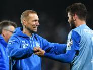 Walldorf feiert: SV Darmstadt verschenkt «ganz, ganz viel Geld»