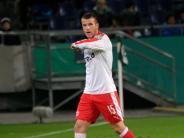 Nach Roter Karte: Düsseldorfer Schmitz für drei Pokalspiele gesperrt