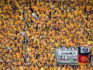 Dynamo Dresden: Dresden muss für Fan-Fehlverhalten büßen
