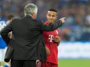FC Bayern: Lahm, Alaba und Thiago in der Startelf gegen Wolfsburg