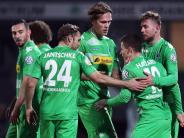 Viertelfinal-Einzug in Fürth: Mönchengladbach weiter im Aufwind