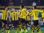 Hertha-Traum dahin: Dortmund nach Elfmeterkrimi im Pokal-Viertelfinale