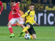 Tuchel: «Hartes Stück Arbeit»: BVB bangt um Einsatz von Weigl