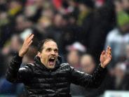 BVB-Sieg im Pokal-Halbfinale: Tuchels Triumph beimRekordchamp
