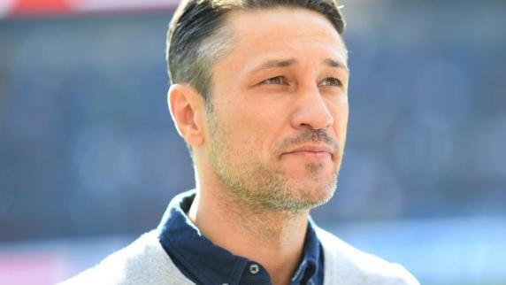 Eintracht-Trainer Kovac lobt BVB-Coach Tuchel