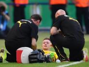 Kreuzband?: BVB-Star Reus verletzt